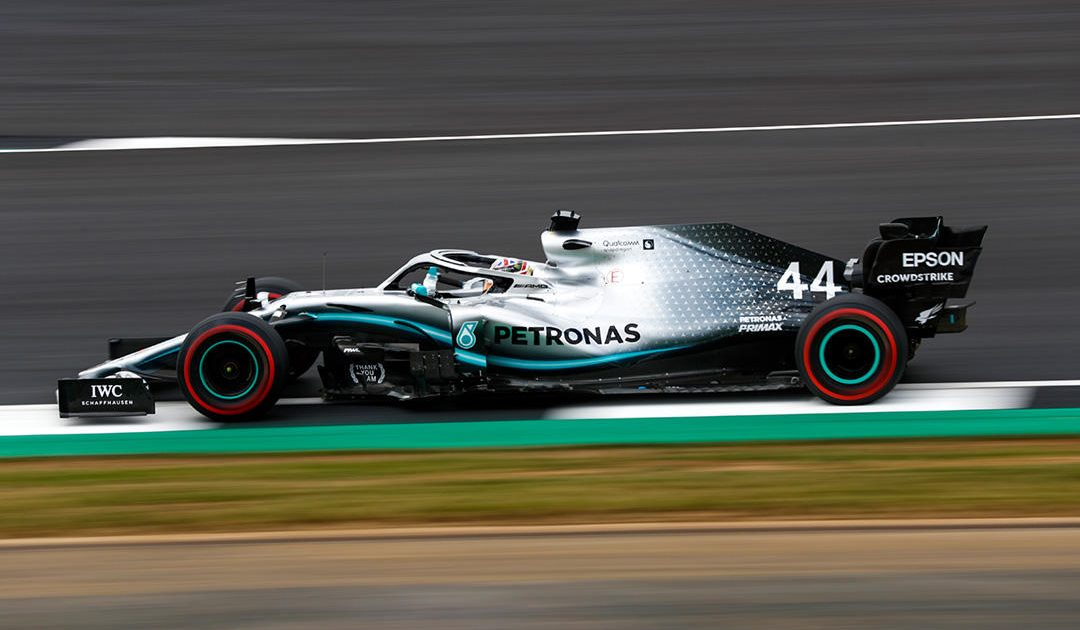 The performance analysis of 2019 British Gp